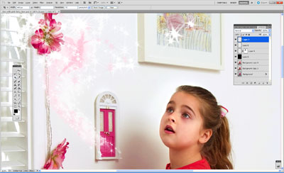 Online tuition for Photoshop or Photoshop Elements